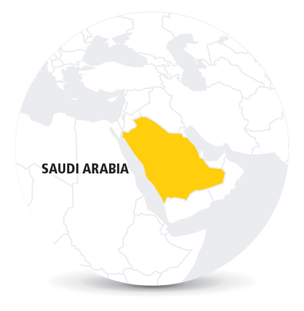 Saudi Arabia Country Guide & Resources » DHL Go Global