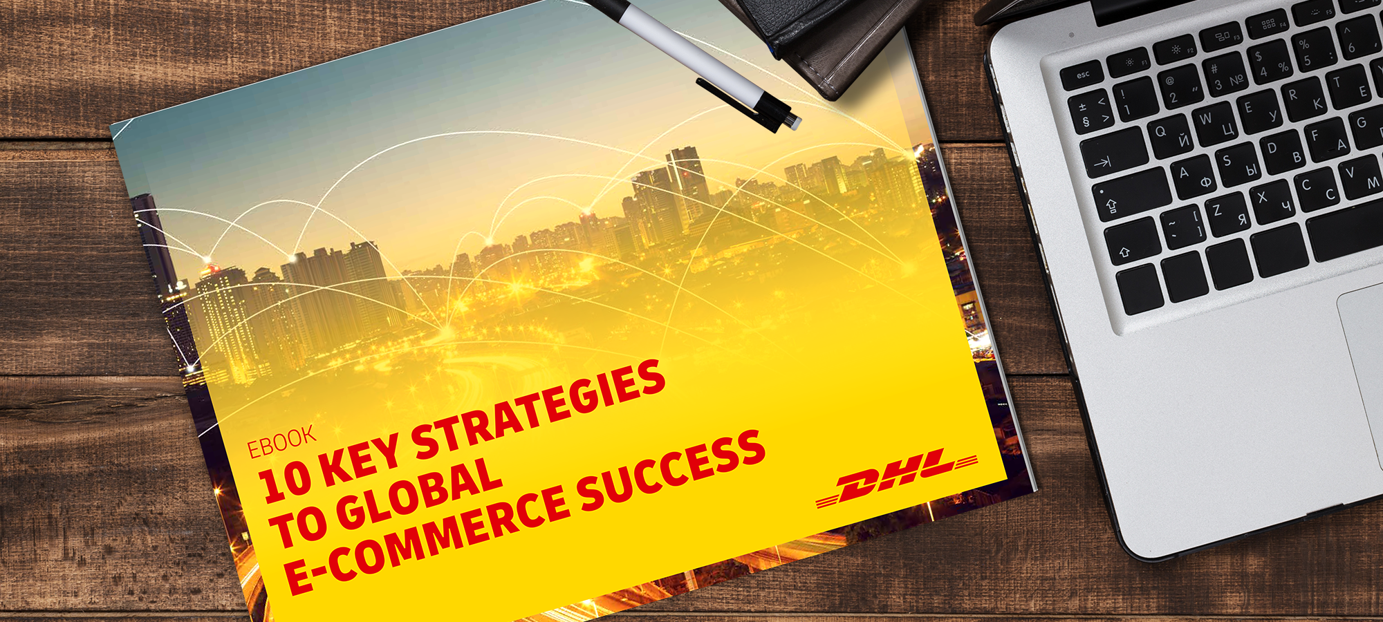 10 Key Strategies to E-Commerce Success eBook